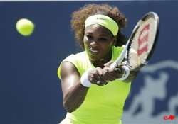serena wins at stanford in final olympic tuneup