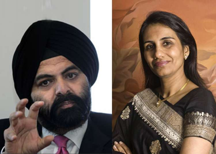 ajay banga chanda kochhar among fortune 2012 businesspersons- India Tv