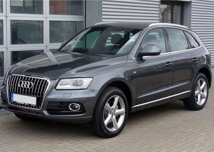 audi launches new q5 at rs 43.16 lakh- India Tv