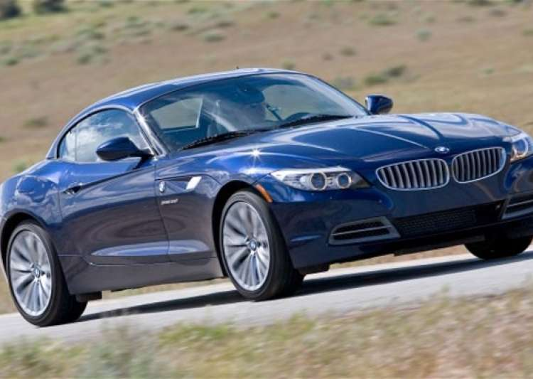 Bmw Launches Z4 Roadster In India At Rs 68 90 Lakh