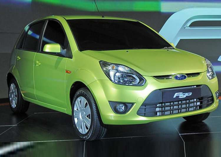 ford to export figo to 50 countries in 2012- India Tv