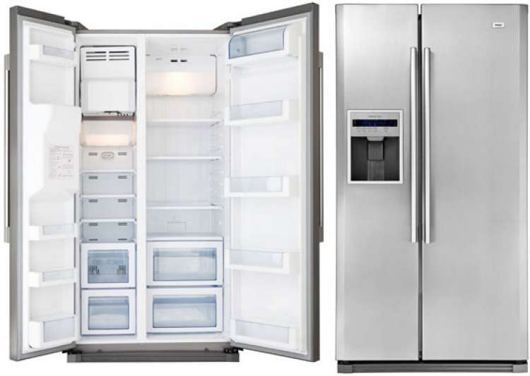 haier launches new side by side refrigerators with home bar. Black Bedroom Furniture Sets. Home Design Ideas