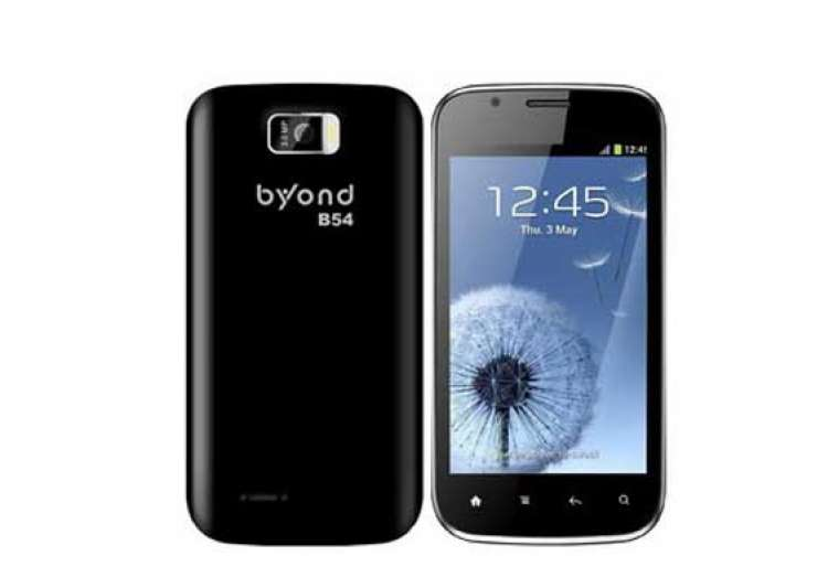 hands on byond b54- India Tv