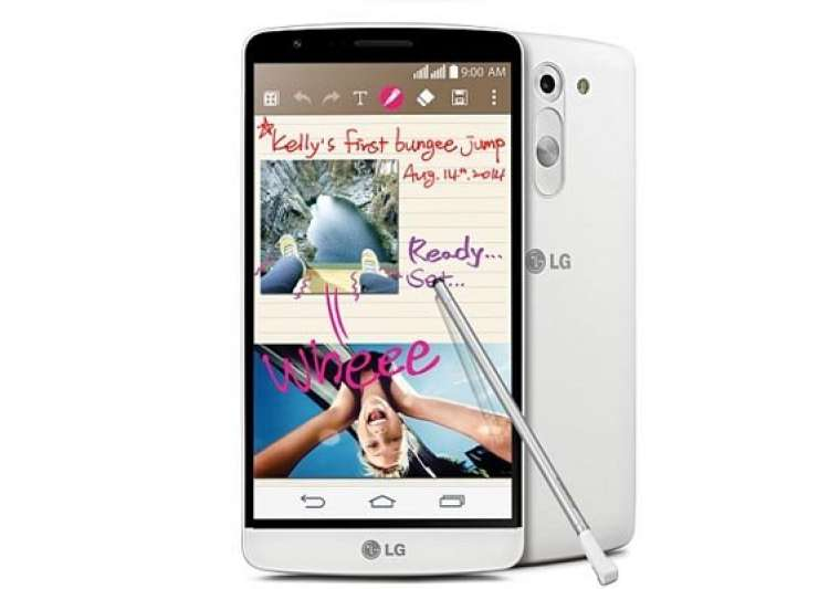 LG launches pen-enabled G3 Stylus smartphone in India at ...