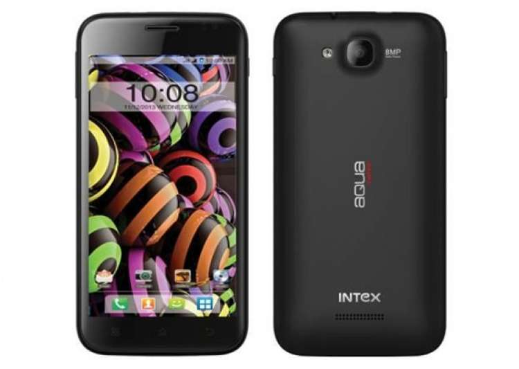 intex launches aqua curve with 5 inch qhd display- India Tv