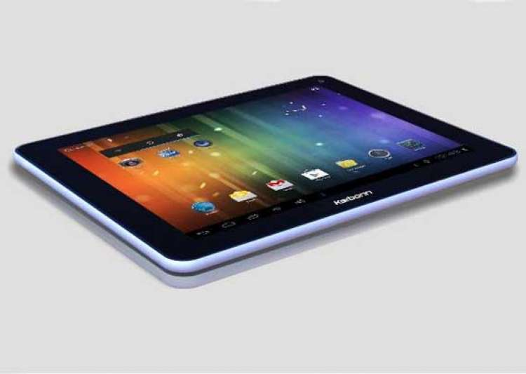 karbonn launches 9 inch tablet for rs 7 990- India Tv