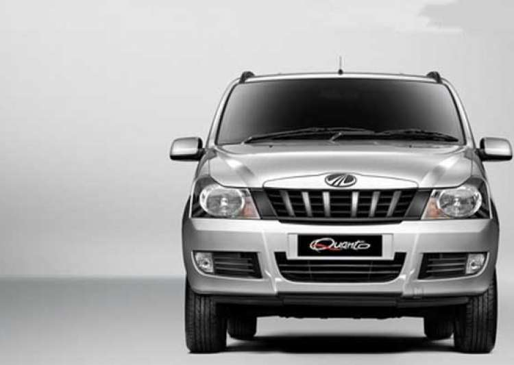 m m launches its compact suv quanto at rs 5.82 lakh- India Tv
