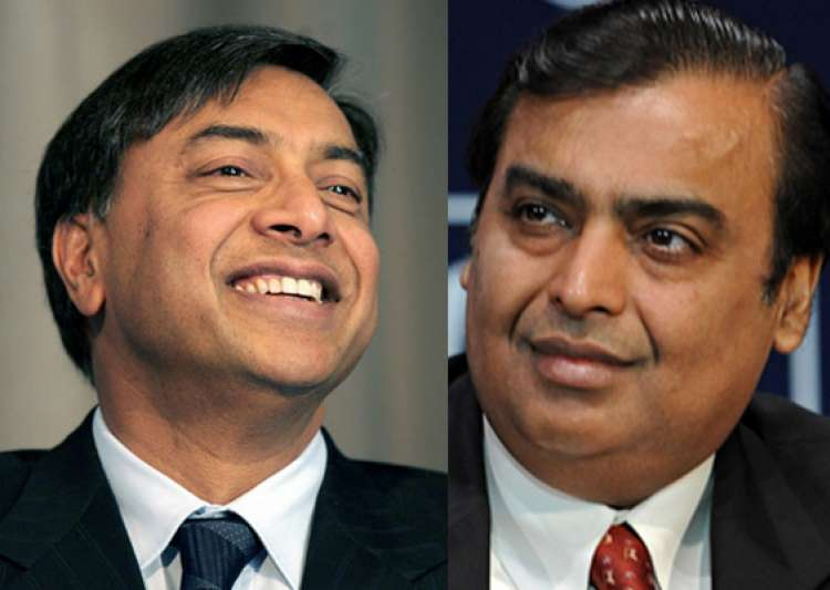 mukesh ambani laxmi mittal feature in forbes most powerful- India Tv