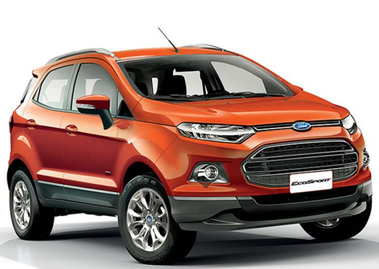 review ford ecosport- India Tv