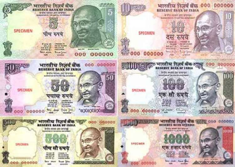 India currency trading