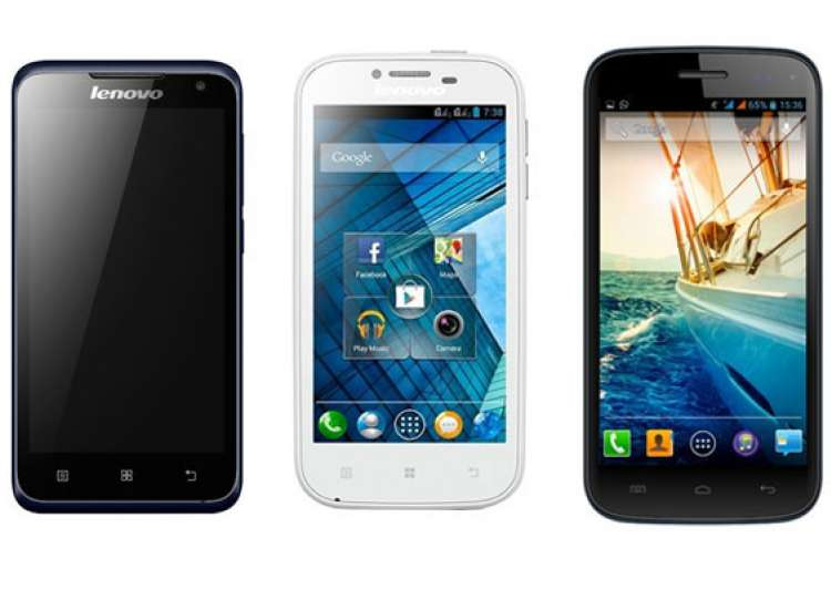 Top 15 mobile phones in India under Rs 10,000 (April 2014)