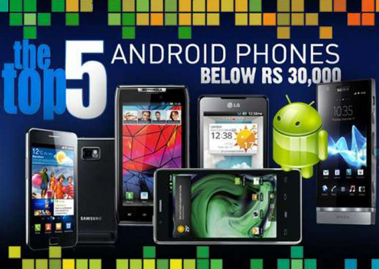 top 5 android phones under rs 30 000- India Tv