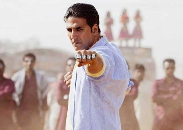 akshay kumar s boss earns 45 crore in five days- India Tv