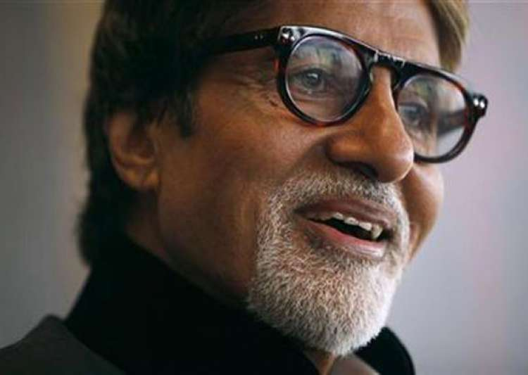 big b finally reveals his granddaughter s name- India Tv