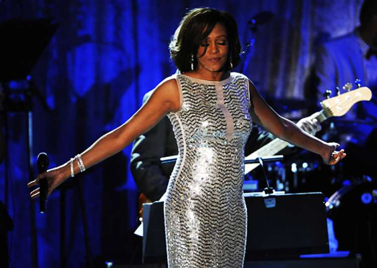 bollywood stars mourn whitney houston s death- India Tv