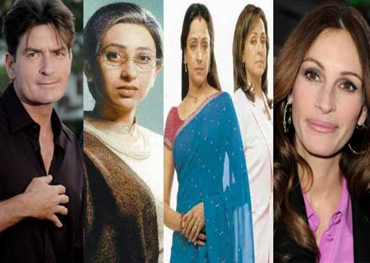 bollywood stars unwilling to do roles in tv serials- India Tv
