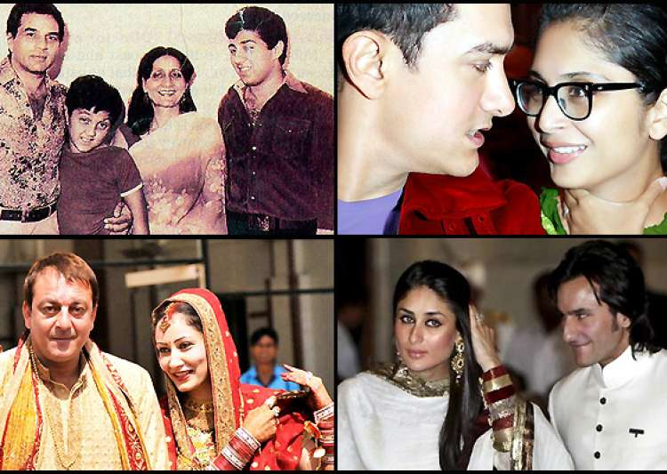 bollywood s second hand marriages view pics- India Tv