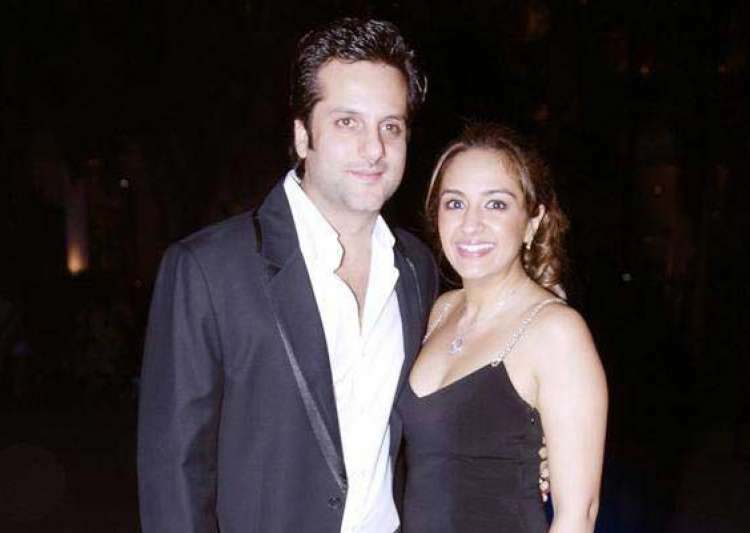 Fardeen Khan and wife Natasha welcome a baby girl (view pics)
