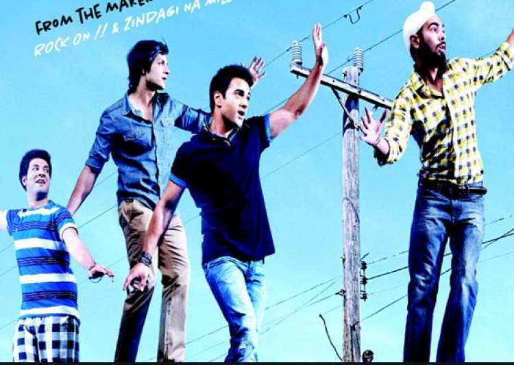movie review fukrey good weekend fun- India Tv