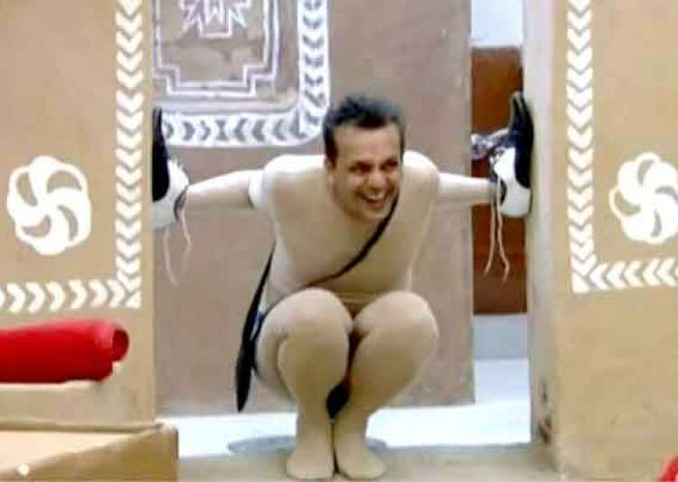 imam siddique thrown out of the bigg boss house after his nude act- India Tv