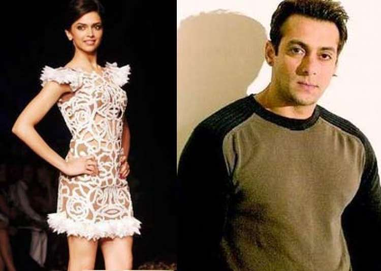 deepika wants to act with salman- India Tv