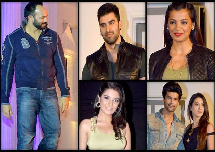 khatron ke khiladi season 5 meet the contestants... see pics- India Tv