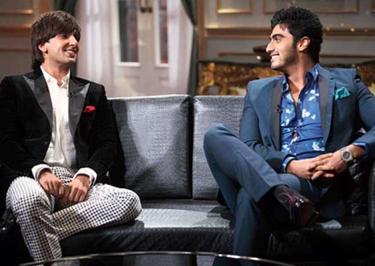 koffee with karan arjun kapoor speaks over his relationship- India Tv