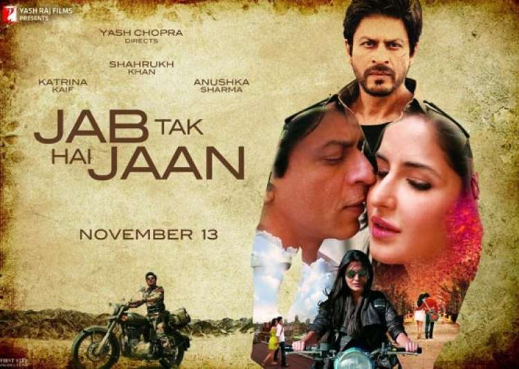 movie review jab tak hai jaan high on emotion enjoyable- India Tv