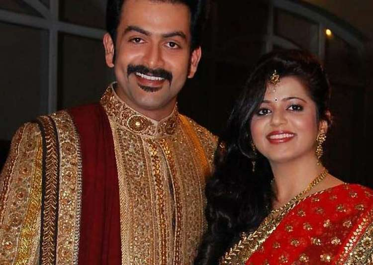 malyalam actor prithviraj wife supriya menon expecting- India Tv