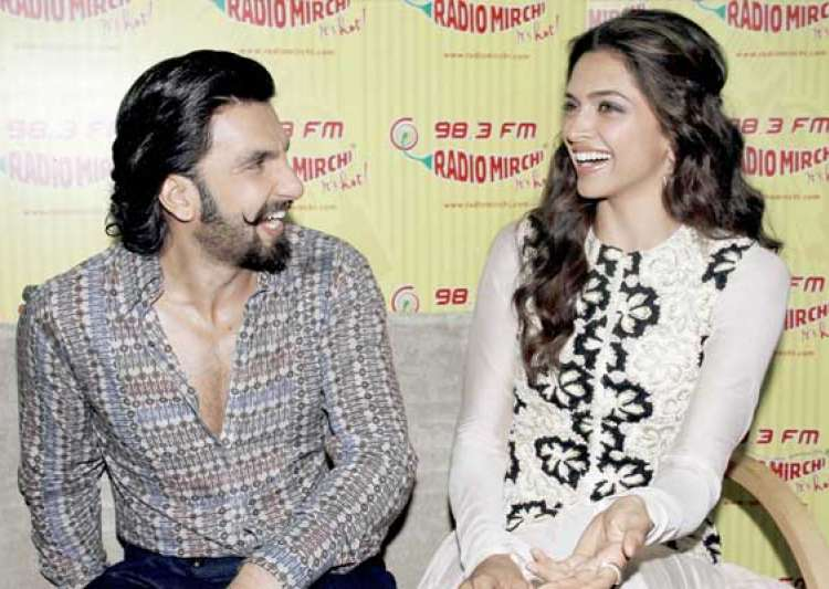 ram leela co stars ranveer deepika want to team up again- India Tv
