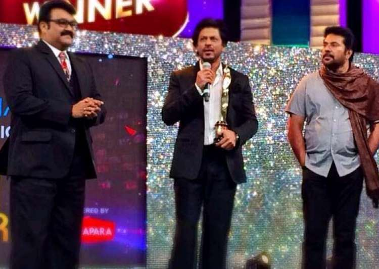 shah rukh khan honoured to perform with mammootty mohanlal- India Tv