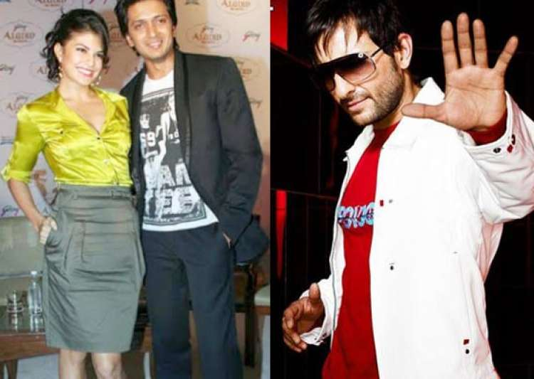 saif ali khan and riteish deshmukh to team up for comedy- India Tv