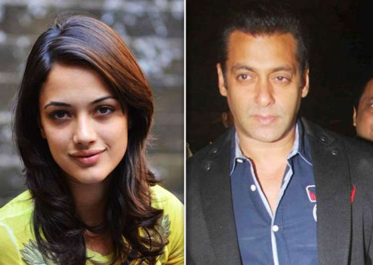 salman unhappy with angela johnson- India Tv