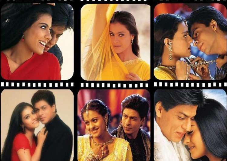 shahrukh khan kajol the best on screen couple- India Tv