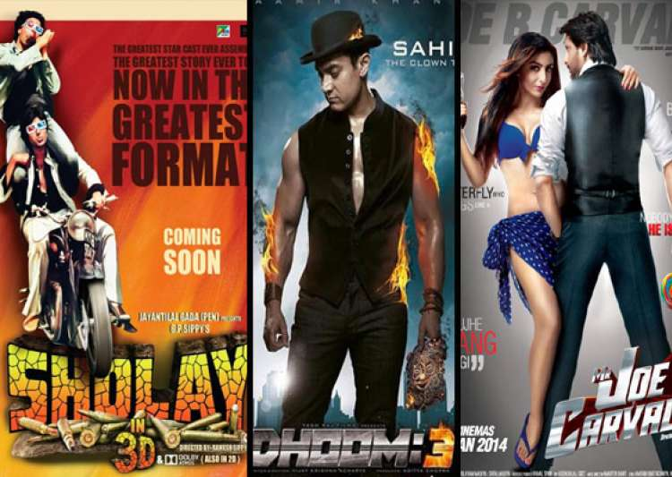 Dhoom 3 business report