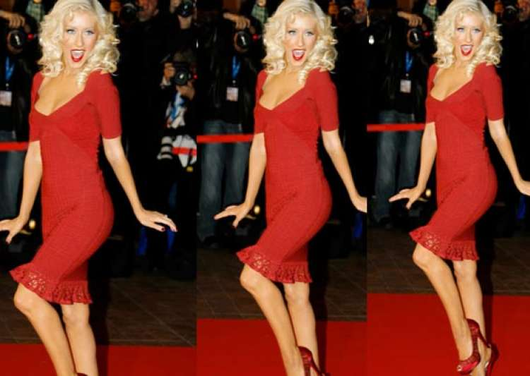 how christina aguilera lost weight- India Tv
