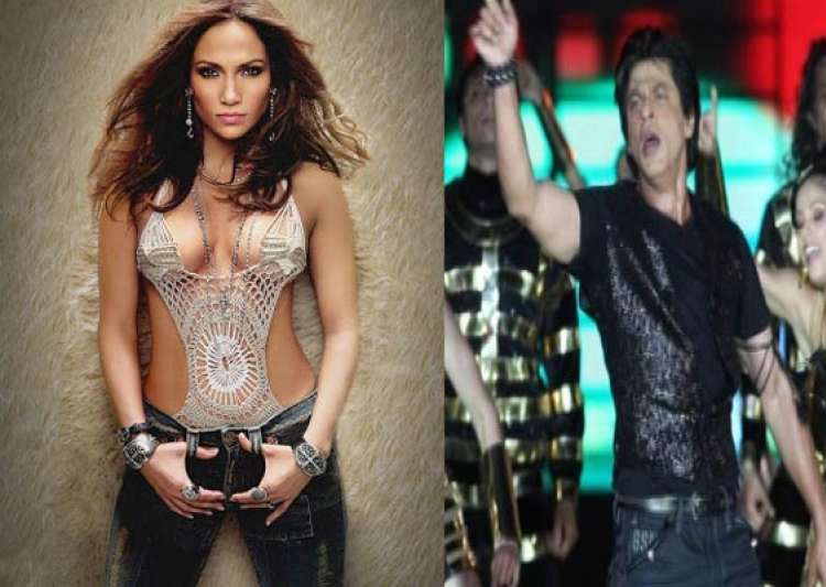 jennifer lopez angry with shahrukh khan over ipl inaugural- India Tv