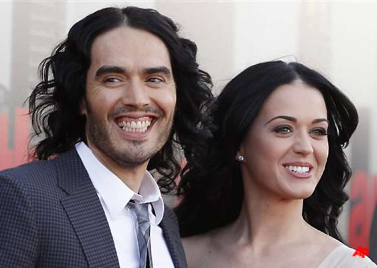 russell brand katy perry to divorce- India Tv