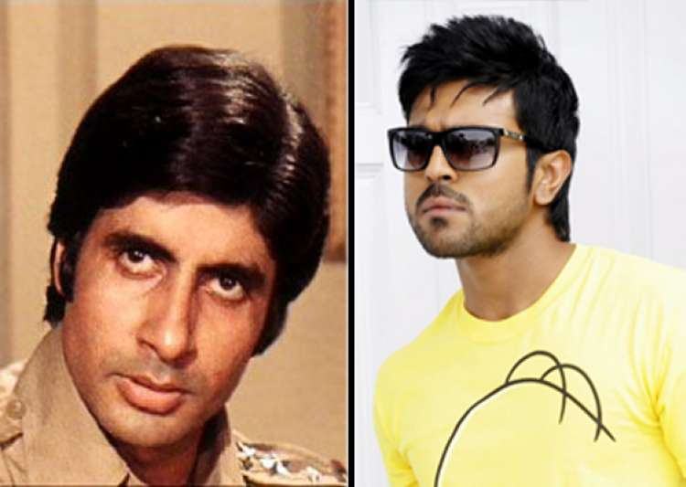 big b to do a cameo with teja in zanjeer remake- India Tv