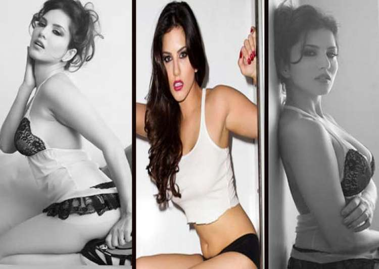 sunny leone s new sensuous photoshoot- India Tv
