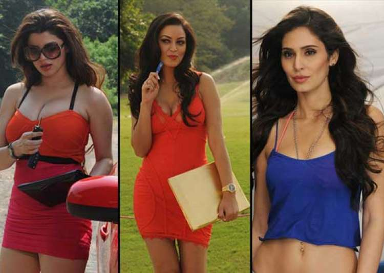 watch out for the seductive actresses on the sets of grand masti view pics- India Tv