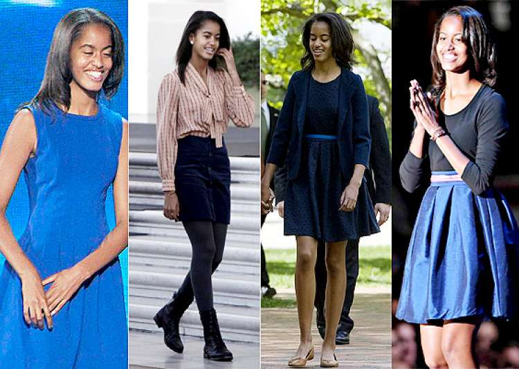 barack obama s daughter malia obama the most influential- India Tv