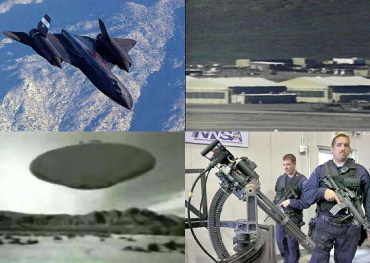 area 51 is secret us military base in nevada desert does it- India Tv
