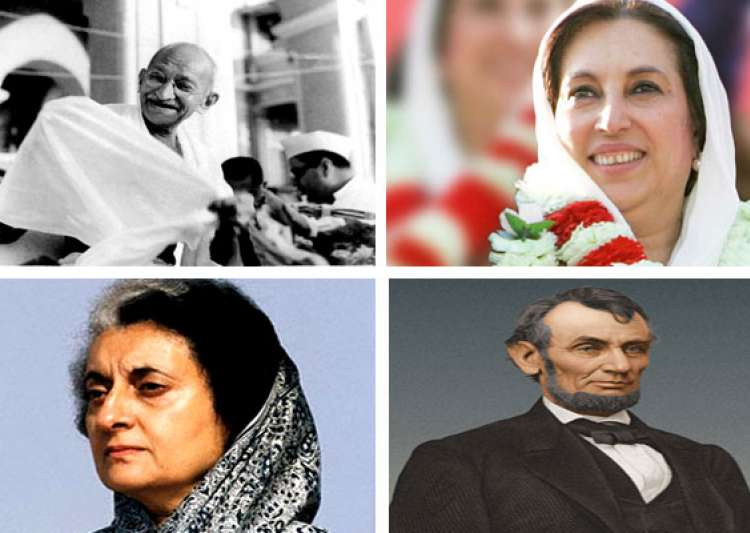 assassinations that shook the world- India Tv