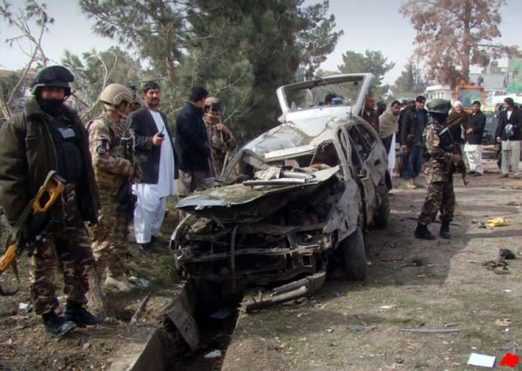 car bomb targeting nato aid team kills 4 afghans- India Tv