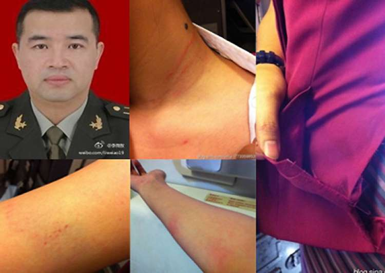 chinese official suspended for beating air stewardess- India Tv