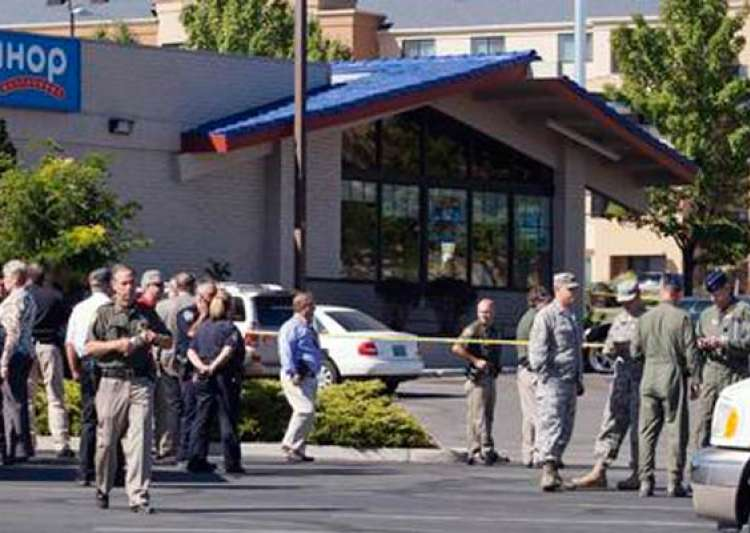 four dead nine wounded in nevada shooting police- India Tv