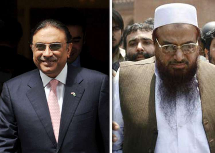hafiz saeed not to be focus of talks with manmohan singh- India Tv