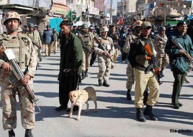 2 killed amid tight security in Pakistan during Muharram
