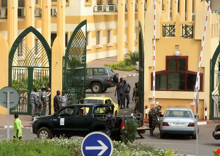 mali junta shuts borders after coup president safe- India Tv